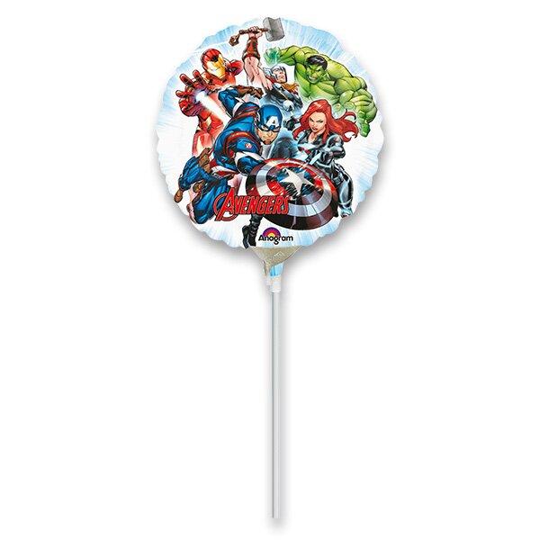Fóliový party balónek kulatý Avengeres
