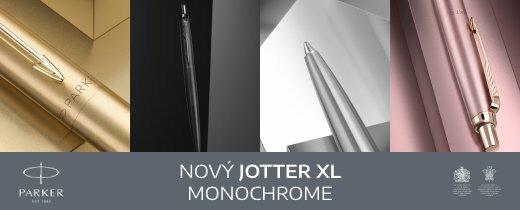 Parker Jotter Monochrome