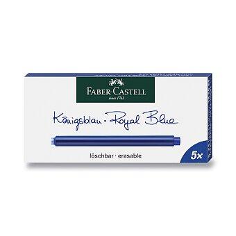 Obrázek produktu Inkoustové bombičky Faber-Castell - dlouhé - modré