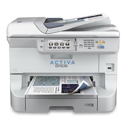 Obrázek produktu Epson WorkForce Pro WF-8510DWF - inkoustové multifunkční zařízení