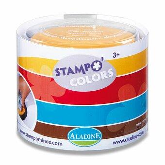 Obrázek produktu Razítkové barevné podušky Aladine - Harlekýn