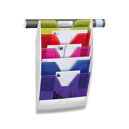 Obrázek produktu CEP ReCEPtion - nástěnný odkladač - vícebarevný