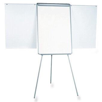 Obrázek produktu Flipchart Bi-Office - magnetický s výsuvnými rameny