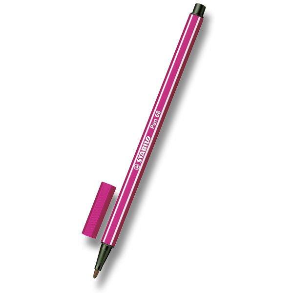 Fix Stabilo Pen 68 růžový