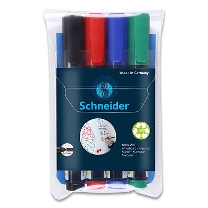 Obrázek produktu Schneider Maxx 290 - sada popisovač - 4 barvy