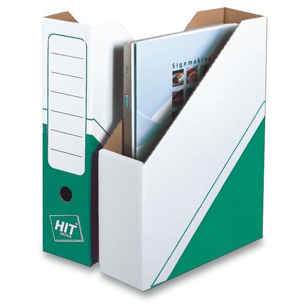 Magazin box Hit Office - archivační box zelený
