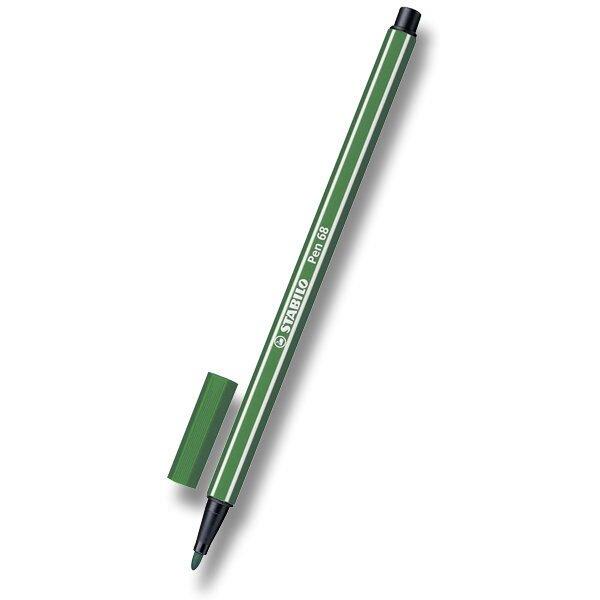 Fix Stabilo Pen 68 olivově zelený