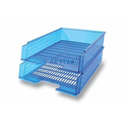 Obrázek produktu Chemoplast Office Transparent- kancelářský odkladač - modrý