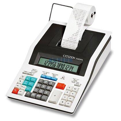 Obrázek produktu Citizen 350DPA - table calculator with printer