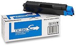 Toner Kyocera TK-580C pro laserové tiskárny