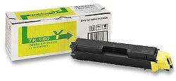 Toner Kyocera TK-580Y pro laserové tiskárny