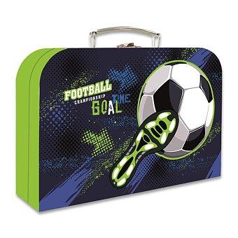 Obrázek produktu Kufřík Karton P+P Fotbal