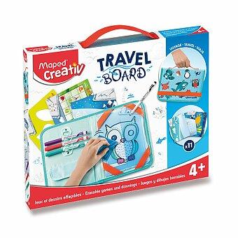 Obrázek produktu Výtvarný kufřík MAPED Creativ Hry a kreslení se zvířátky