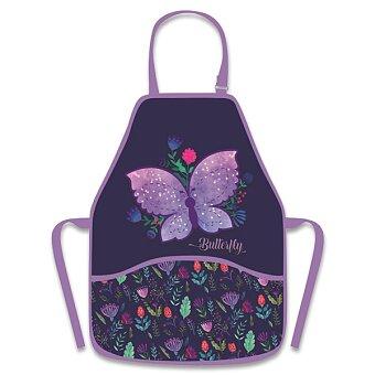 Obrázek produktu Zástěra do výtvarné výchovy Motýl