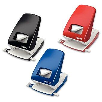 Obrázek produktu Celokovová děrovačka Leitz Strong 5138 - na 40 listů, výběr barev