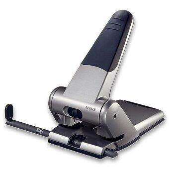 Obrázek produktu Velkokapacitní děrovač Leitz 5180 - na 65 listů, stříbrný