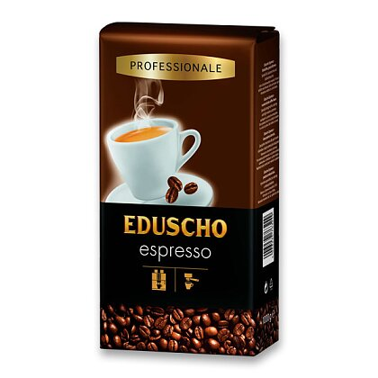 Obrázek produktu Eduscho Espresso - zrnková káva - 1000 g