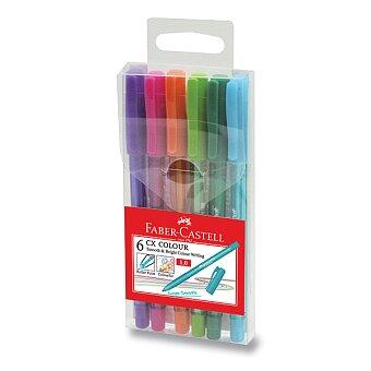 Obrázek produktu Kuličková tužka Faber-Castell 2470 CX Colour - 6 barev