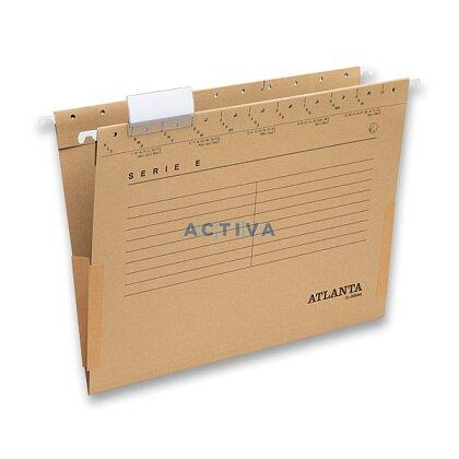 Obrázek produktu Jalema Atlanta Serie E - závěsné zakládací desky - typ V s kapsou