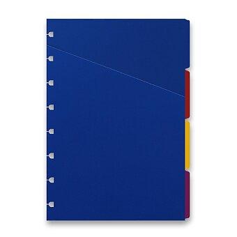 Obrázek produktu Krajové výřezy - mix barev, A5 - náplň A5 zápisníků Filofax Notebook