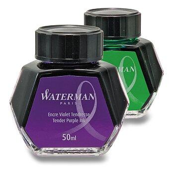 Obrázek produktu Lahvičkový inkoust Waterman - výběr barev
