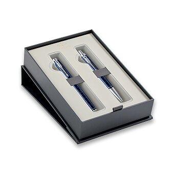 Obrázek produktu Parker IM Premium Midnight Astral - sada plnicí pero a kuličková tužka