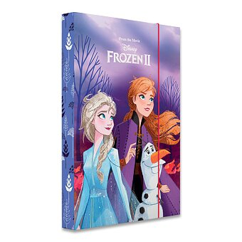 Obrázek produktu Box na sešity Frozen - A4