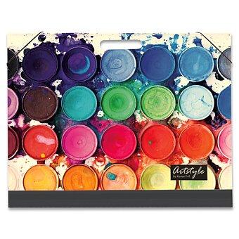 Obrázek produktu Desky na výkresy A3 - motiv Barvy