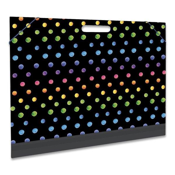 Desky na výkresy A3 motiv Dots, puntíky