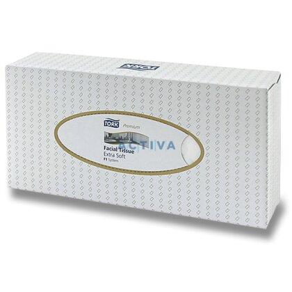Obrázok produktu Tork - náplň do zásobníka - 2-vrstvové vreckovky, box 100 ks