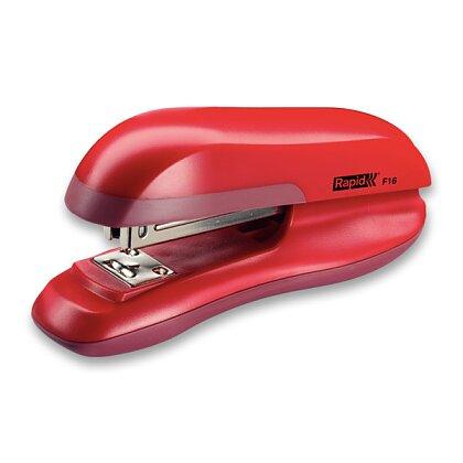 Obrázek produktu Rapid F16 - sešívačka - na 30 listů, červená