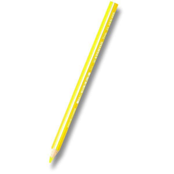 Pastelka Stabilo Trio žlutá