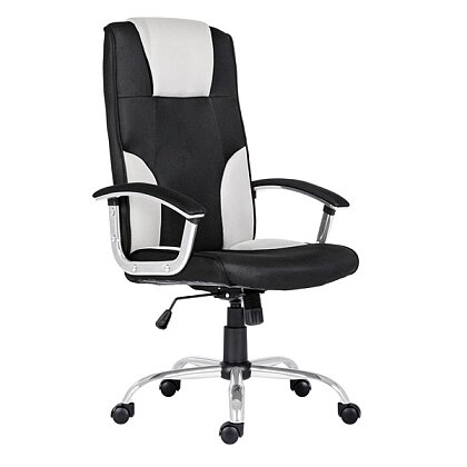 Obrázek produktu Antares Miami - kancelářské křeslo - šedo-černé
