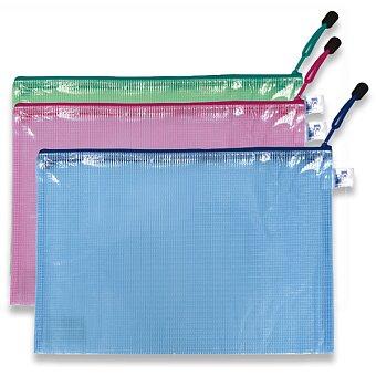 Obrázek produktu Síťovaná plastová obálka Karton P+P - A4, 5 kusů, výběr barev