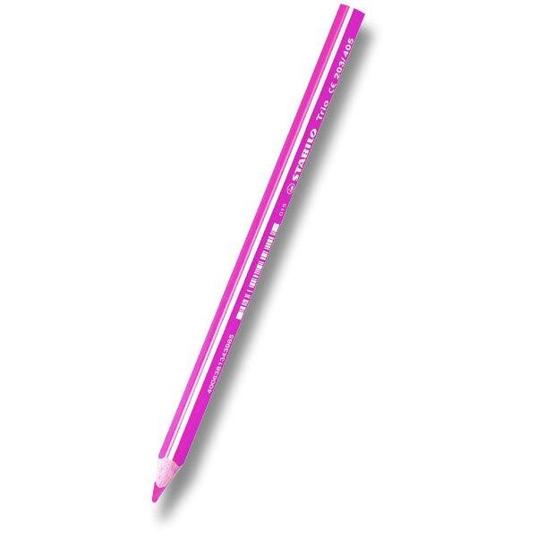 Pastelka Stabilo Trio růžová