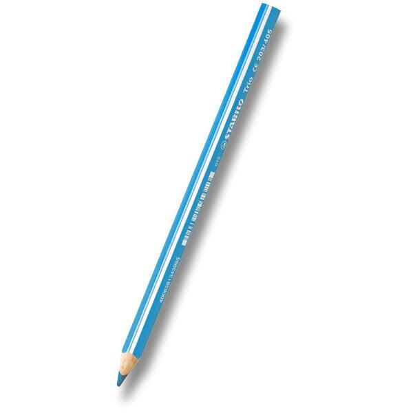 Pastelka Stabilo Trio světle modrá