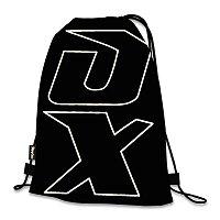 Vak na záda OXY Black Line White