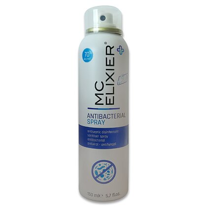 Product image MC Elixier - antibakteriální sprej na ruce - 150 ml