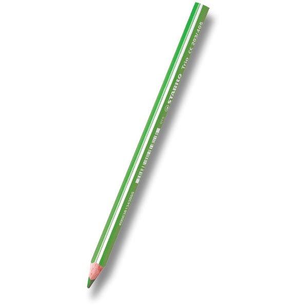Pastelka Stabilo Trio světle zelená