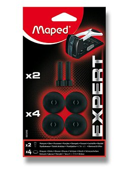 Obrázek produktu Náhradní nože a podložky pro Maped HD 150