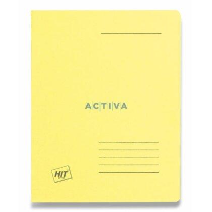 Obrázek produktu HIT Office - rychlovazač ROC - žlutý