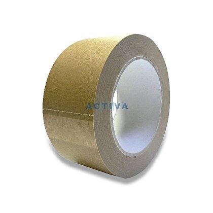 Obrázek produktu 3M Scotch 3444 - papírová balicí páska - 50 mm x 50 m, hnědá