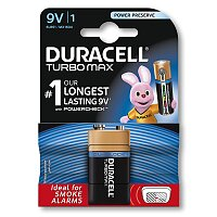 Baterie Duracell Turbo Max