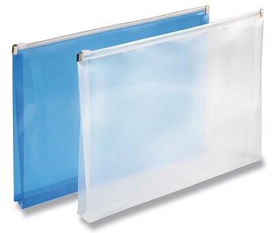 Obrázek produktu Plastová ZIP obálka - modrá