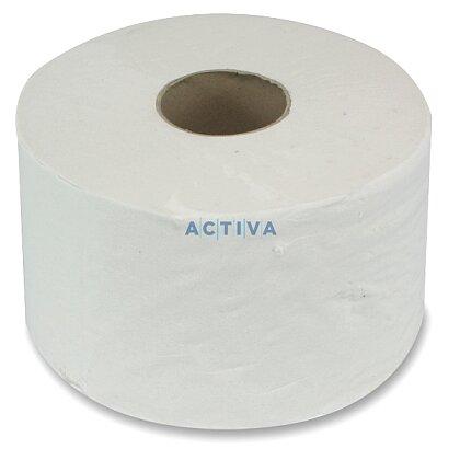 Obrázek produktu Tork Mini - toaletní papír - 2-vrstvý, průměr 18,8 cm, 12 ks
