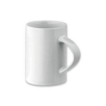Obrázek produktu ENKO - keramický hrnek, 280 ml, bílá