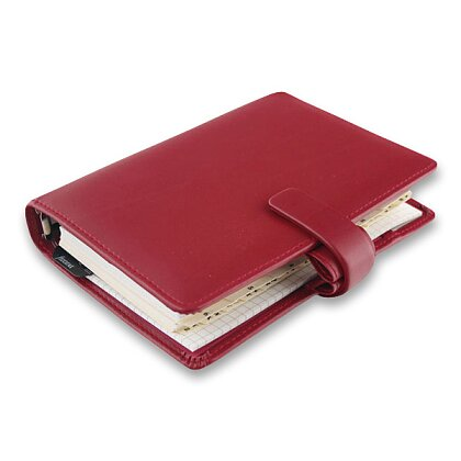 Obrázek produktu Filofax Metropol - kapesní diář - červený