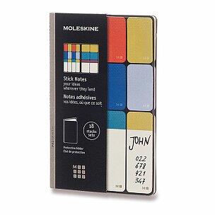 Samolepicí záložky Moleskine Full Colour