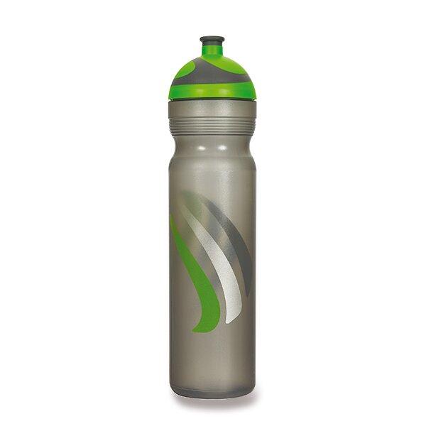 Zdravá lahev BIKE 2K19 1,0 l zelená