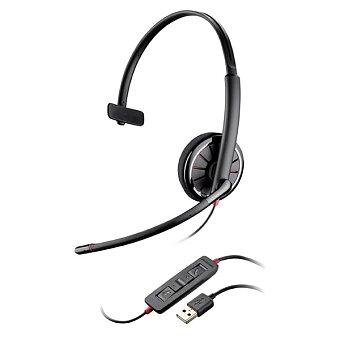 Obrázek produktu Náhlavní souprava Plantronics BlackWire C310 - na jedno ucho